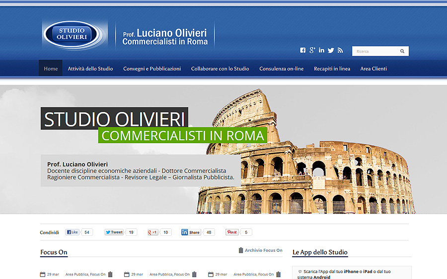 Studio Olivieri – Commercialisti in Roma