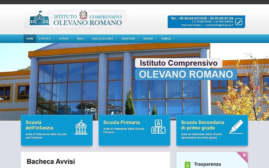 Comprehensive Institute Olevano Romano