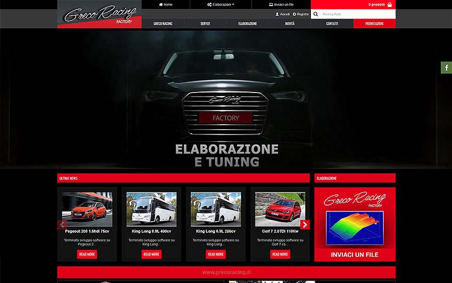 Greco Racing Factory